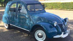 1954 Citroen 2CV AZ