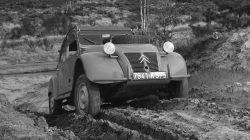 1960 -66 Citroen 2CV 4×4 Sahara
