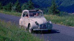 1963 Citroen 2CV AZAM
