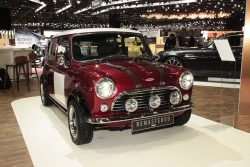 DAVID BROWN AUTOMOTIVE – Mini Remastered/ 88th Geneva Motor show