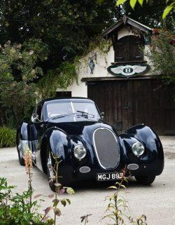 Forgotten Futures — Bentley Petersen 6½-Litre 'Dartmoor' Coupe