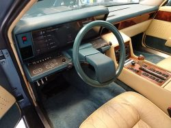 1985 Aston Martin Lagonda The Lagonda was the first production car to feature a digital instrume ...