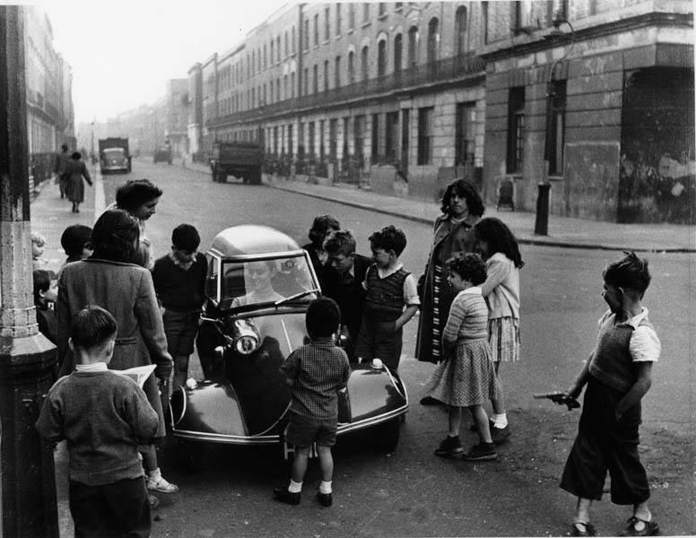 Messerschmitt KR200, 1956, Southam St., London, W10
