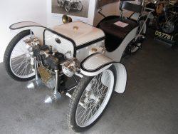 1909 Morgan