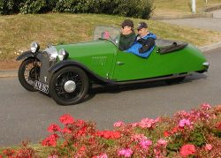1936 Morgan F4 open tourer