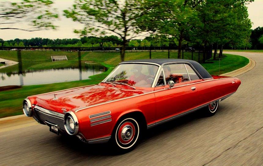 1964 Chrysler Gas Turbine Car Totallycars Club