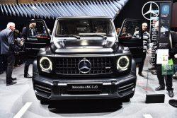 2018 Mercedes AMG G 63
