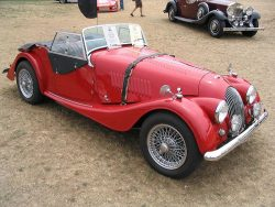 1963 Morgan Plus 4