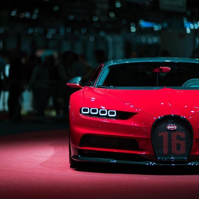 88th Geneva International Motor Show/ 2018 Bugatti Chiron