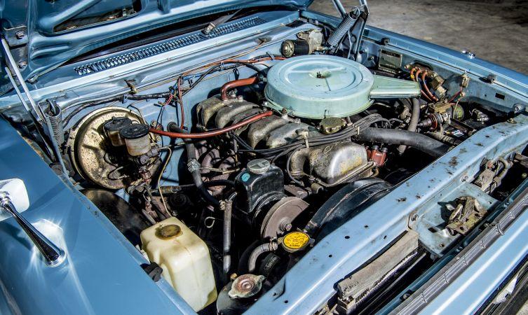 Unbelievable barn find Toyota Crown De Luxe revealed – 1972