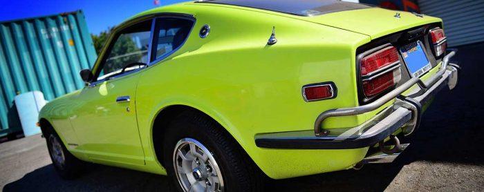 Wheeler Dealers  » Datsun 240Z