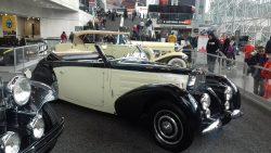 1929 Bugatti cabriolet