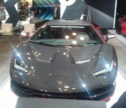2018 Lamborghini Pertamina