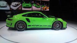 2018 Porsche GT3 RS