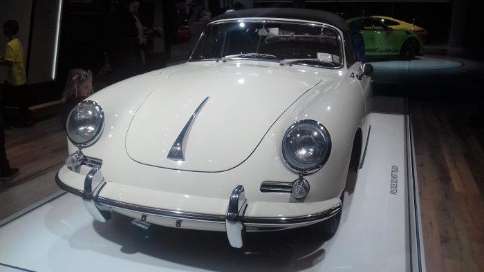 1963 Porsche 356 roadster