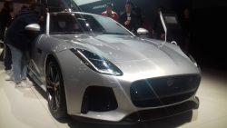 2018 Jaguar XJR