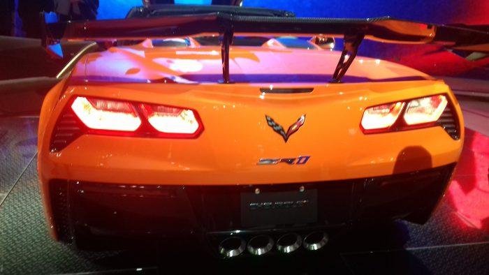 2018 Z1 Corvette