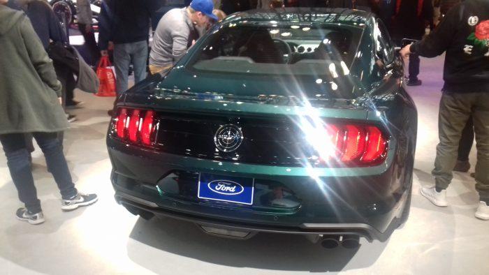 """2018 """"Bullit"""" Mustang"""