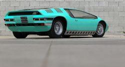 Classic Concepts: 1968 Bizzarrini Manta | Classic Driver Magazine