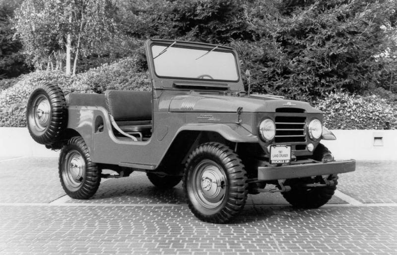 1954 Toyota Land Cruiser