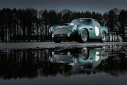 The new 2018 Aston DB4 GT Continuation sports car !!