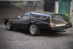 Unique 1972 Ferrari 365 GTB/4 Daytona Shooting Brake