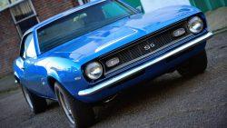 1968 Wheeler Dealers Chevy Camaro