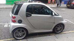 2018 Brabus Smart Car