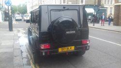 2018 Brabus (Mercedes) G Wagon