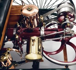 Benz Patent Motor Car – Mercedes-Benz