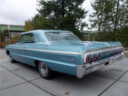 1964 Chevrolet Impala SS Coupe