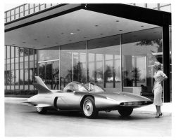 1958 GM Firebird 3 – Concept jet car