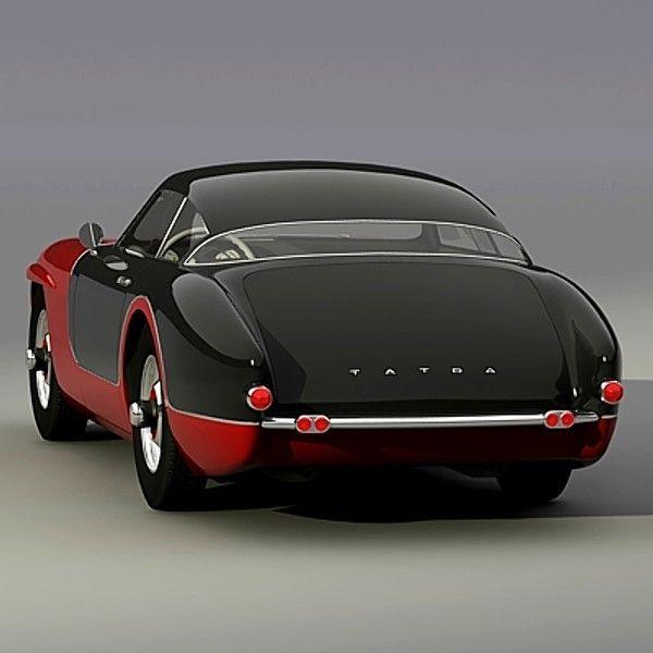 1954 Tatra JK 2500