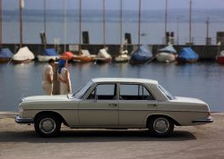 Mercedes-Benz 250 S to 300 SEL 6.3 W 108/W 109 (1965 – 1972) – Mercedes-Benz