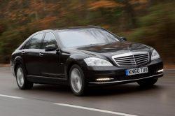 Mercedes-Benz S-Class W221 – 2006-2013