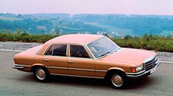 Mercedes-Benz S-Class (116 model series) (1972 – 1980) – Mercedes-Benz