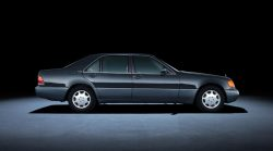 Mercedes-Benz S-Class W 140. – Mercedes-Benz 1991-98