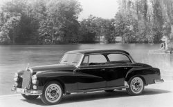 Mercedes-Benz 300 W 186 and W 189 (1951 – 1962) – Mercedes-Benz