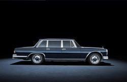 Mercedes-Benz 600 W 100 (1963 – 1981) – Mercedes-Benz