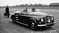 1950 Rover Jet 1 – concept jet powered car
