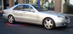 S Class W220 Mercedes 1998-2005