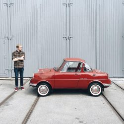 1960- 1966 Mazda 360 Coupé – Timo on Instagram