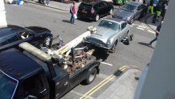 1969 Aston Martin DB6 (on tow)