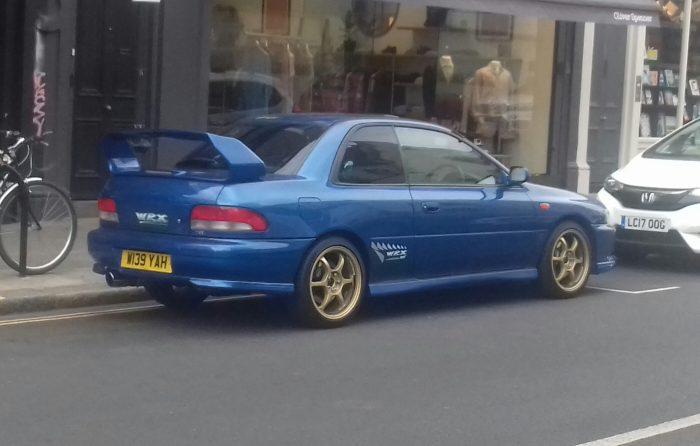 1998 Subaru Imprezza WRX