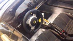 2018 Lotus Elise 220 Sport (interior)