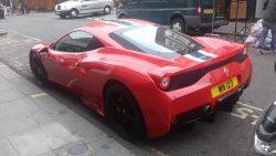 2018 Ferrari 458 Speciale