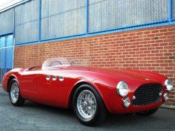 1951 Ferrari 340 America Spyder