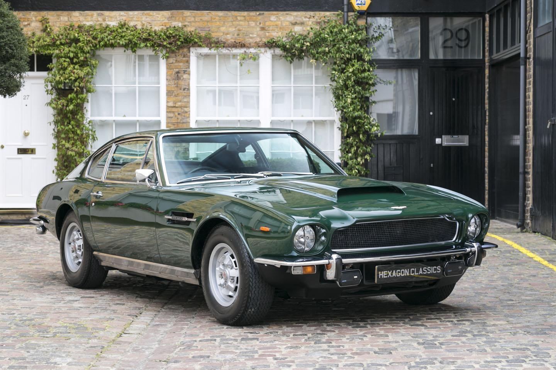 Aston Martin V8 Series Iii 1974 Totallycars Club