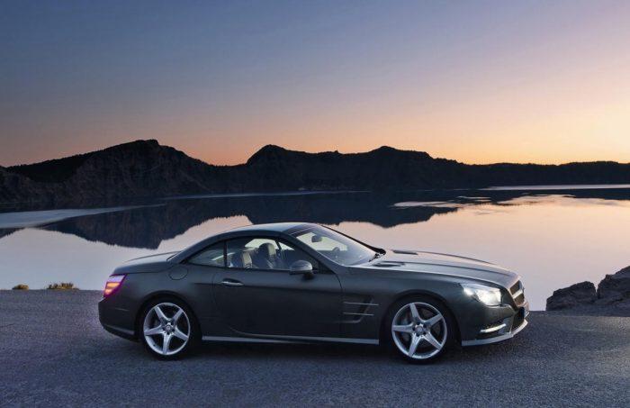 from 2012 – Mercedes-Benz SL (R 231) – Mercedes-Benz