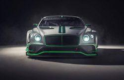 2018 Bentley Continental GT3 Racecar